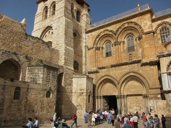 エルサレム 「聖墳墓教会」.jpg